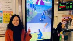 動画出演女優、星野朋奈さん